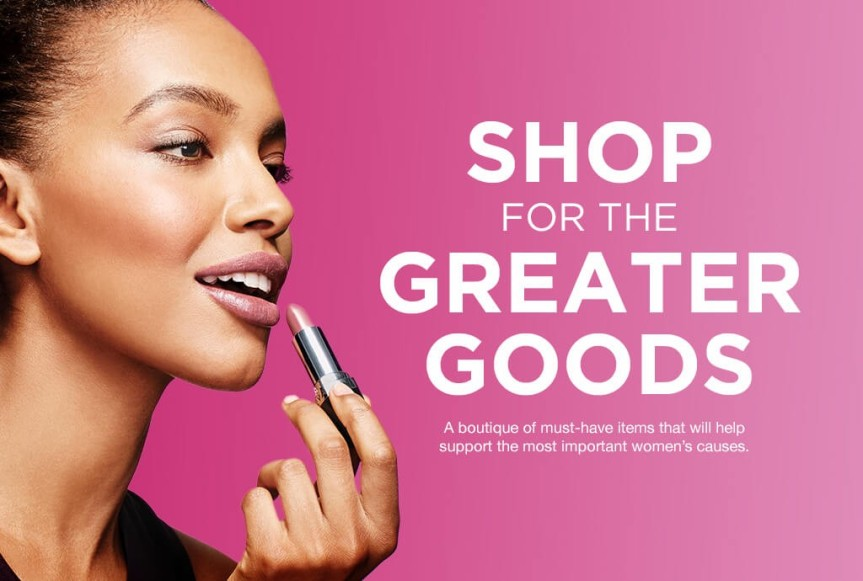 Breast Cancer Awareness Products for Women byAVON